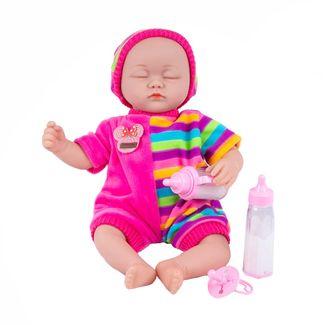 bebe-con-tetero-y-vestido-rosa-y-rayas-7701016770071