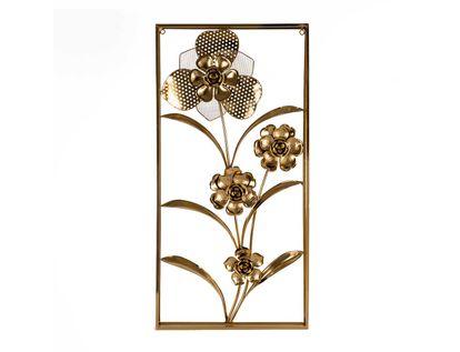 cuadro-decorativo-80-x-40-cm-laton-flor-maya-y-puntos-dorado-1-7701016792783