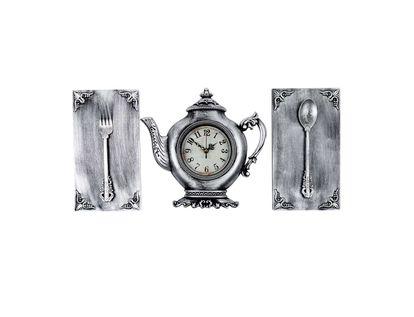 adornos-plateados-para-pared-x-3-piezas-reloj-diseno-tetera-y-cubiertos-7701016823340