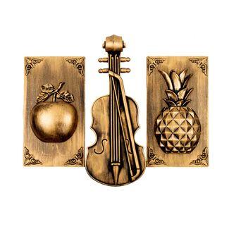 adornos-dorados-para-pared-x-3-piezas-violin-manzana-y-pina-7701016823739