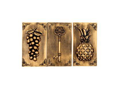 adornos-dorados-para-pared-x-3-piezas-diseno-uvas-llave-y-pina-7701016823852