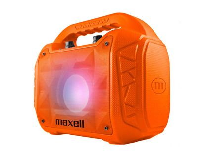 parlante-maxell-party-speaker-6w-rms-naranja-25215502453