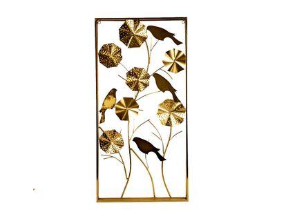 cuadro-dorado-decorativo-laton-diseno-pajoros-y-sobrillas-izquierda-7701016792769
