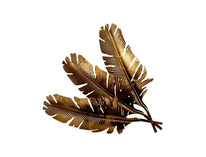 cuadro-metalico-diseno-hojas-alargadas-doradas-7701016817196