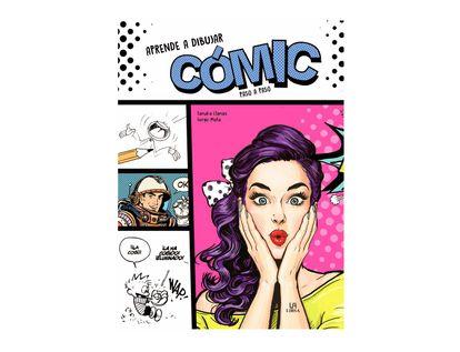 aprende-a-dibujar-comic-paso-a-paso-9788466237963