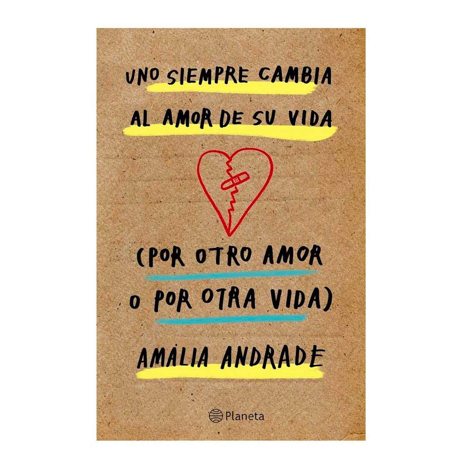 [ PDF ] Uno siempre cambia al amor de su vida. (Por otro amor o por otra vida)