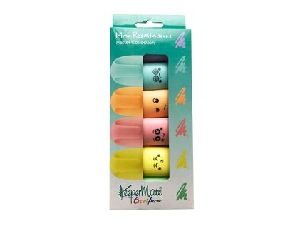 mini-resaltadores-pastel-collection-keepermate-x-6-und-7702124471096