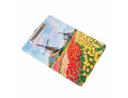 tabla-legajadora-a4-campo-floral-tulipan-7701016695596
