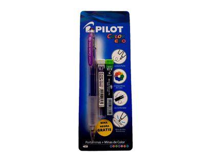 portaminas-pilot-violeta-0-7-mm-minas-de-color-7707324372181