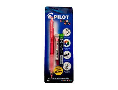 portaminas-rosado-pilot-0-7-mm-minas-de-color-7707324372211