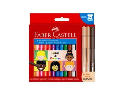 plumones-marcadores-faber-castell-x-15-und-7754111022743