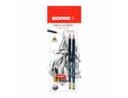 juego-de-lapices-kores-2b-6b-borrador-7705053244847