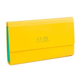 archivador-fuelle-26x14-cm-12-bolsillos-amarillo-1-7701016935500