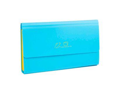 archivador-fuelle-26x14-cm-12-bolsillos-azul-1-7701016935517