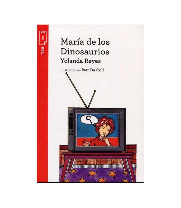 Maria De Los Dinosaurios Cuaderno De Actividades Panamericana Profusamente ilustrado en blanco y negro y en color. maria de los dinosaurios cuaderno de