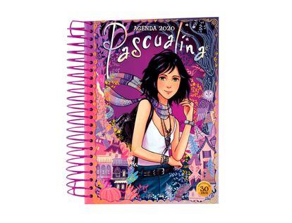 agenda-2020-diaria-pascualina-rising-spirit-9789566010241