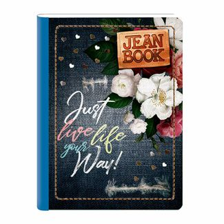 cuaderno-cosido-jean-book-cuadros-100h-just-live-life-your-way--596004