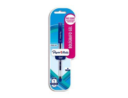 boligrafo-gel-azul-paper-mate-71641159273