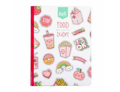 cuaderno-cosido-cuadros-kiut-100h-food-before-dudes-595893