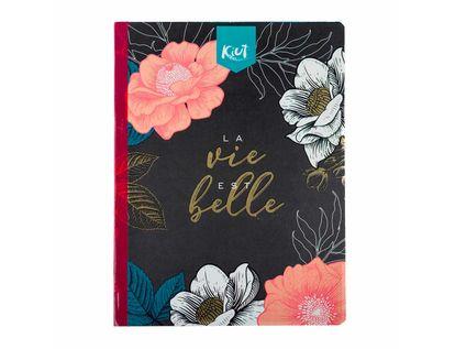 cuaderno-cosido-rayas-kiut-100h-la-vie-est-belle-595952