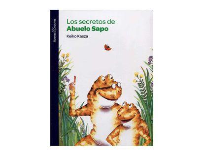 los-secretos-del-abuelo-sapo-9789580010517