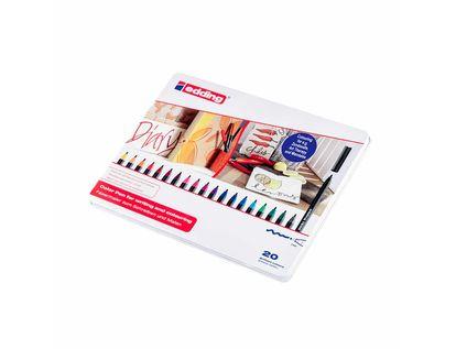 set-de-marcadores-caja-metalica-por-20-unidades-4004764875207
