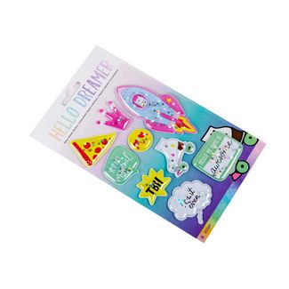 stickers-con-brillo-hello-dremer-9-pzs-718813417051