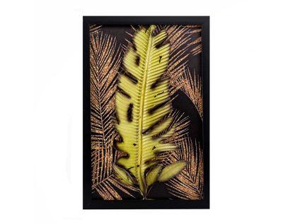 cuadro-diseno-hoja-verde-en-aluminio-en-marco-de-madera-7701016816700