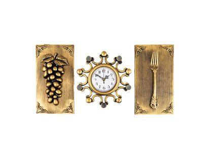 adornos-dorados-para-pared-x-3-piezas-reloj-uvas-y-tenedor-7701016823500