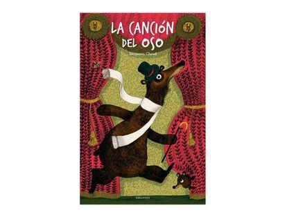 la-cancion-del-oso-9788426391780