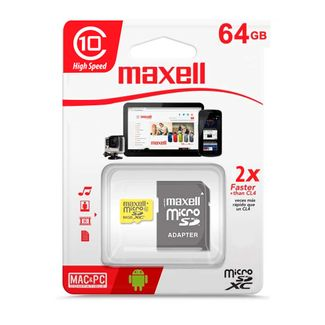 memoria-maxell-micro-sdxc-64-gb-clase-10-25215492587