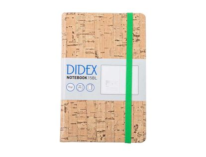 libreta-ejecutiva-9-5-x-14-5-cm-corcho-verde-claro-eco-7701016802901