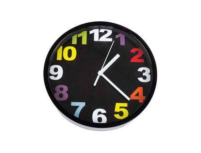 reloj-de-pared-19-5-cm-circular-negro-numeros-de-colores-6034180001148