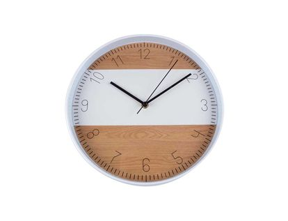 reloj-de-pared-29-5-cm-circular-blanco-y-cafe-6034180018726