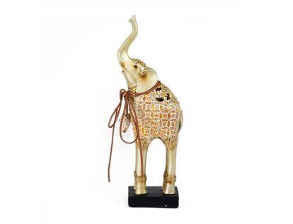 figura-decorativa-elefante-dorado-con-circulos-naranja-blanco-7701016806039