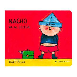 nacho-va-al-colegio-9788426346209