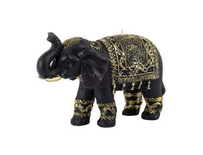 vela-decorativa-elefante-negro-con-dorado-11-5-cm-7701016822145
