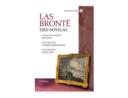 las-bronte-tres-novelas-9788437639185