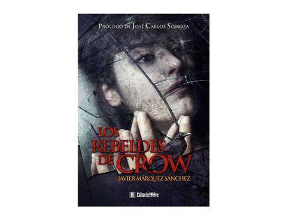 los-rebeldes-de-crow-9788492939367