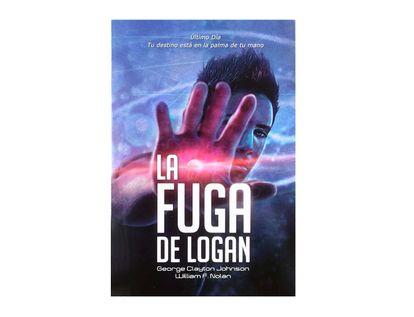 la-fuga-de-logan-9788492939824