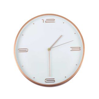reloj-de-pared-30-5-cm-redondo-aluminio-oro-rosa-puntos-7701016727068