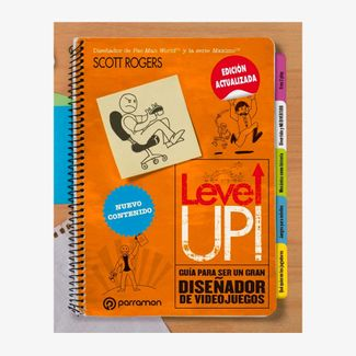 level-up-guia-para-ser-un-gran-disenador-de-videosjuegos-9788434214347
