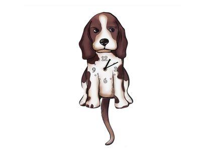 reloj-de-pared-33-cm-perro-beagle-con-pendulo-7701016856003