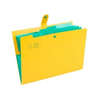 archivador-de-fuelle-a4-cierre-de-boton-amarillo-7701016935463