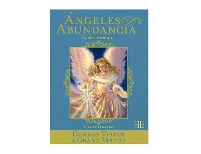 angeles-de-abundancia-libro-cartas--9788415292630