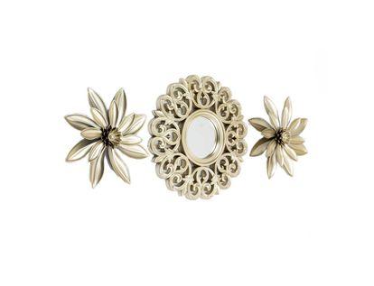 espejos-decorativos-por-3-unidades-diseno-flores-doradas-7701016822930