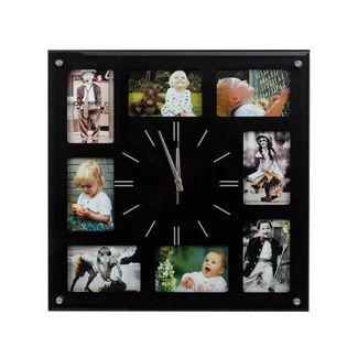 reloj-de-pared-cuadrado-con-portarretrato-8-fotos-negro-7701016828246