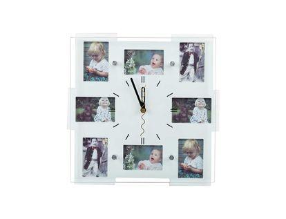 reloj-de-pared-con-portarretratos-8-fotos-blanco-7701016828260