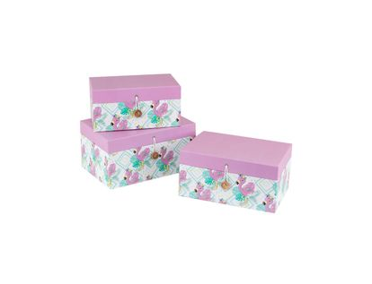 caja-de-regalo-x-3-diseno-flamencos-lila-y-blanco-7701016867887