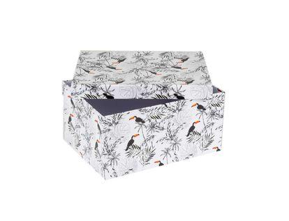 caja-de-regalo-con-hojas-y-tucanes-blanca-7701016871891
